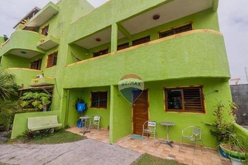 Pousada À Venda Com 17 Dormitórios, Próximo À Praia Com Vista Para O Morro Do Careca, 845 M² - Ponta Negra - Natal/rn - Po0001