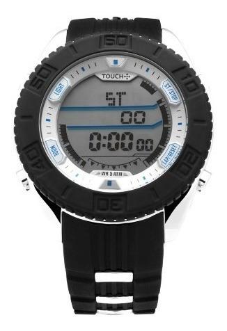 Relógio Digital Esportivo Touch