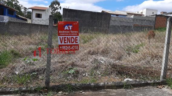 Terreno A Venda No Bairro Residencial Estoril Em Taubaté - - 236-1