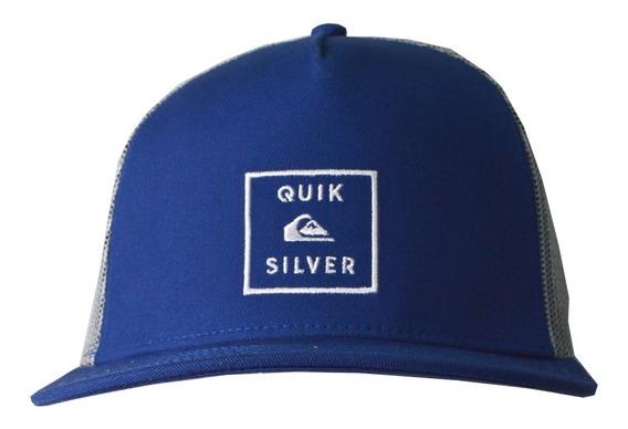 Gorra Quiksilver Unisex Azul Clipster Aqyha04220bte0