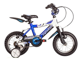 Bicicleta Bmx Cross Raleigh Rodado 12 Mxr Niño Nene