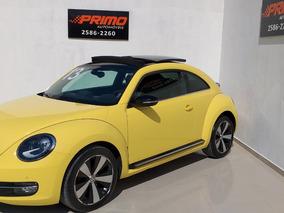 Volkswagen Fusca 2013 C/teto /couro/ Xenon