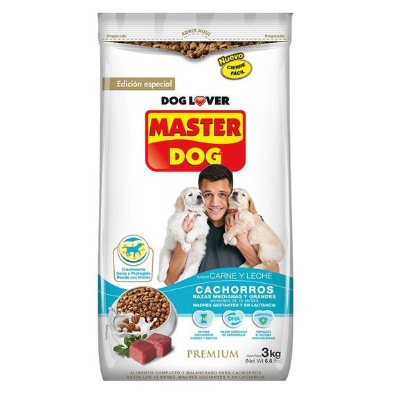 Alimento Perro Cachorro 3 Kg