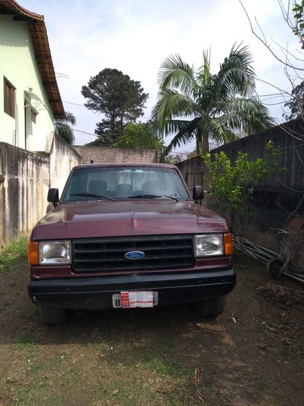 Ford F 1000 Demek Cabine Dupla