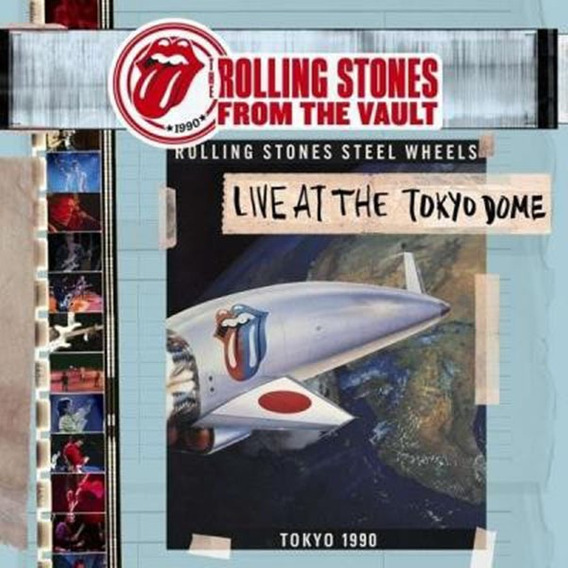 Rolling Stones - From The Vault: Live Tokyo 1990 [2cd+dvd]