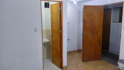 San Miguel Habitacion De Estreno 15m2 C/baño Y Cocina S/.700