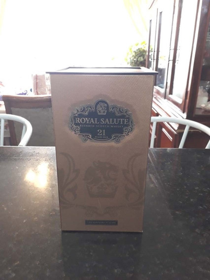 Whisky Chivas Royal Salute 21 Años 100% Original