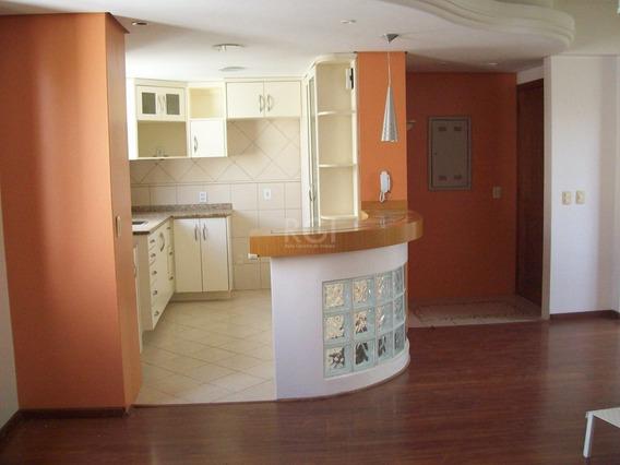 Cobertura Em Petrópolis Com 3 Dormitórios - Tr8753