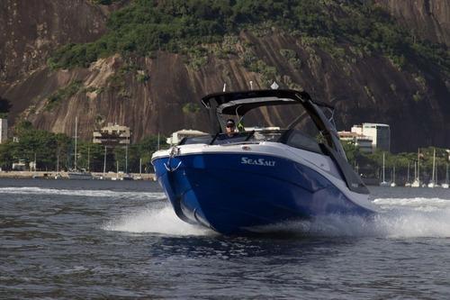 Imagem 1 de 8 de Nx250 2021 Nxboats Coral Real Focker Ventura Fs Lancha Nhd