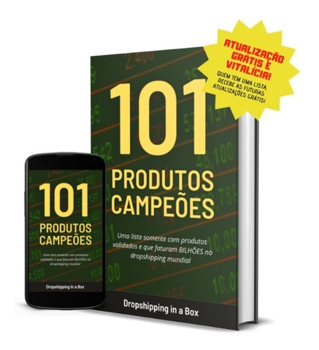 101 Produtos Campeões Dropshipping Produtos Diferenciados
