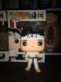 Funko Pop Karate Kid (set Completo)