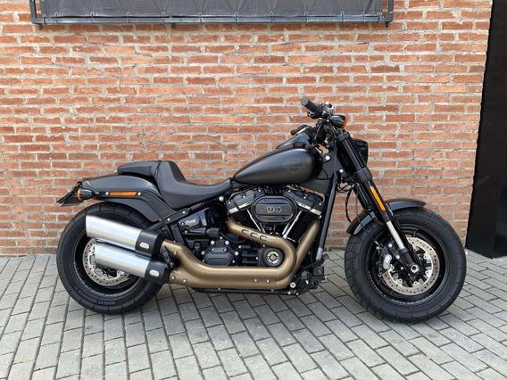 Harley Davidson Fat Bob 114 2018 Impecavel