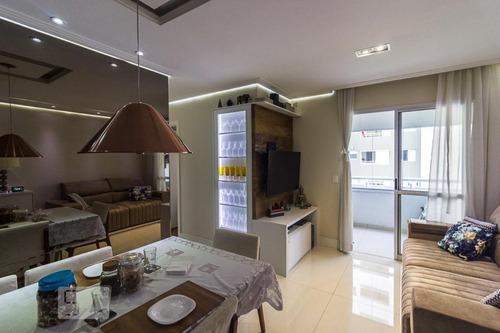 Apartamento À Venda - Água Branca, 3 Quartos,  70 - S893076400