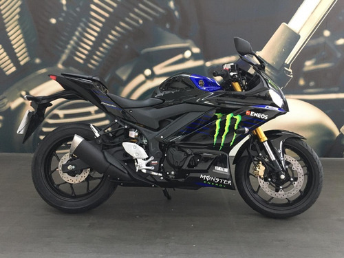 Yzf R3 Monster 2021 *zero Km
