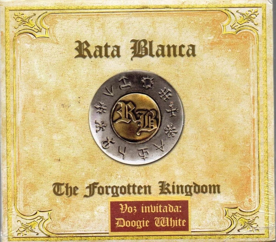 Rata Blanca El Reino Olvidado+the Forgotten 2 Cd C/medallon
