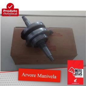 Arvore Manivela Comp Cg150/nxr150-original Honda-09/15