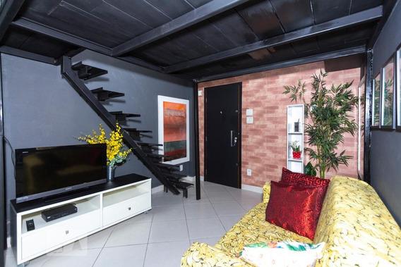 Apartamento Para Aluguel - Centro, 1 Quarto, 40 - 893037345