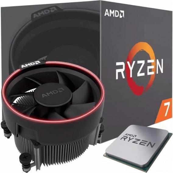 Processador Ryzen 7 2700 3.2ghz 20mb Cache Com Nota Fiscal