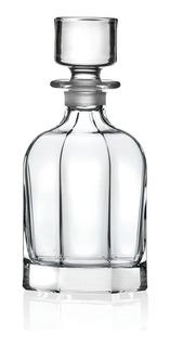 Garrafa Para Whisky Rcr Cristalleria Italiana Chic 800 Ml