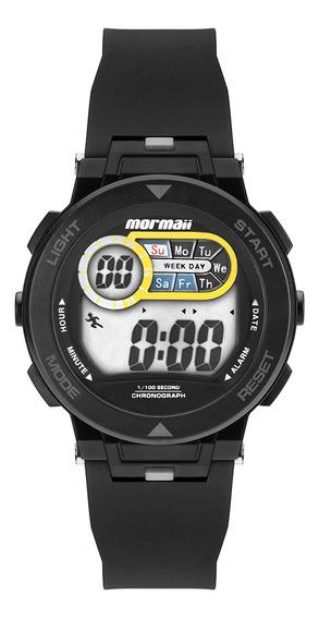 Relógio Digital Mormaii Nxt Infantil Preto Mo0986/8y