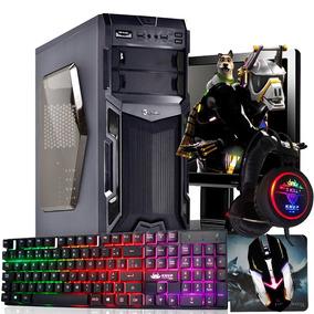 Pc Gamer Barato I5 320gb / Promoção / Geforce + Jogos