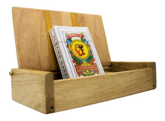 Caja De Naipes De Truco