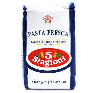 Farinha De Trigo Italiana 00 - Le5stagioni Pasta Fresca 1kg