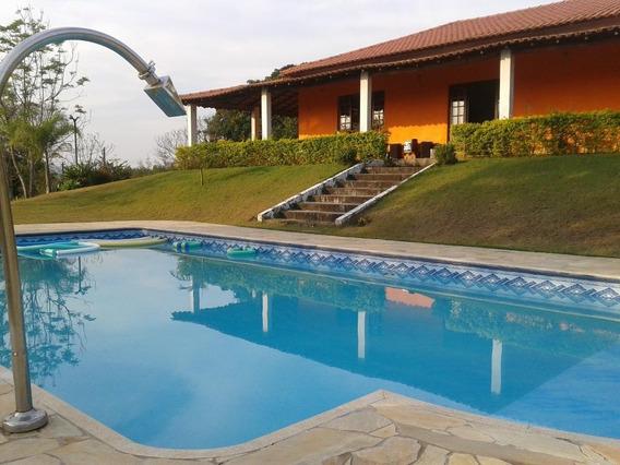 Chácara Em Chácara Guanabara, Guararema/sp De 200m² 3 Quartos À Venda Por R$ 750.000,00 - Ch235931