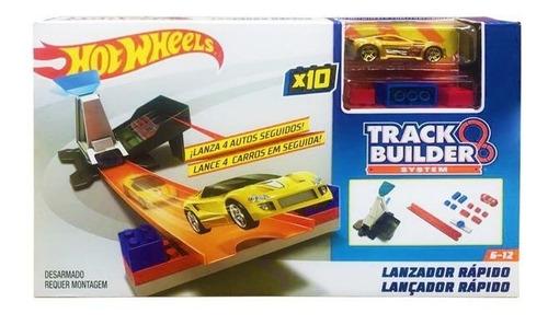 Lanzador Hot Wheels