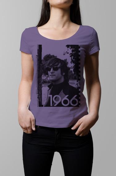 Remera Mujer Rock John Lennon 1966 | B-side Tees