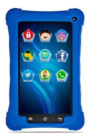 Tablet Mondial Kids Xicória Android 7.1 Tela 7 8gb 2mp