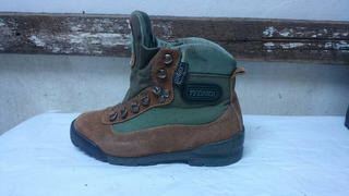 Trecking Zapatos Técnica Goretex