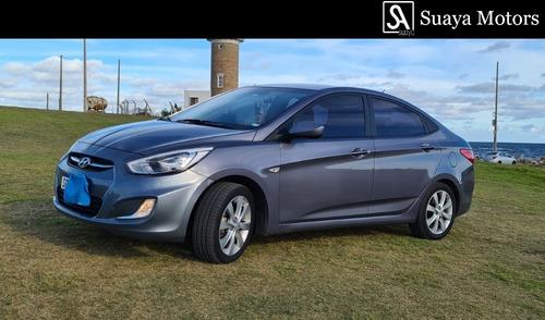 Hyundai Accent 1.4 Cvvt Financiado 100%