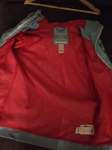 Campera Impermeable Talle 14 Importada