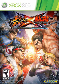 Street Fighter Tekken Xbox 360 Midia Digital
