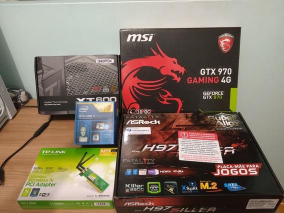 Pc Gamer Gtx 970 Msi 16gb Ram