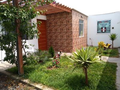 Bonita Casa En Medio Mundo Huaura Lima