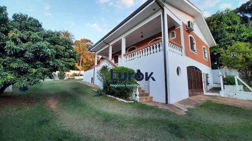 Imagem 1 de 24 de Chácara Com 3 Dormitórios 2 Suítes À Venda, 1000 M² - Vale Verde - Valinhos/sp - Ch0546