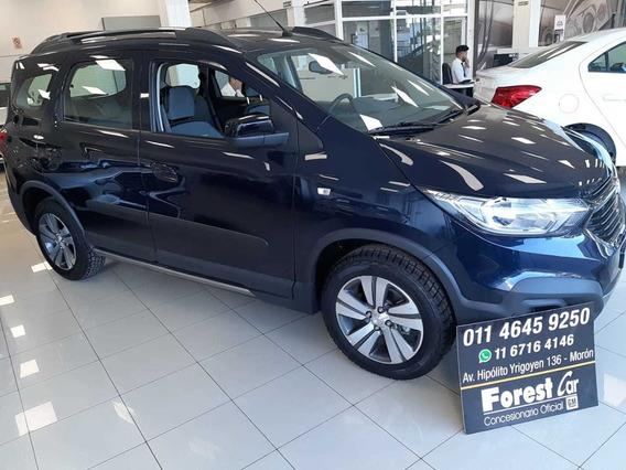 Chevrolet Spin Ltz Activ 0km 2020#7