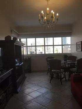 Flat Com 2 Dorms, Gonzaga, Santos - R$ 425 Mil, Cod: 13662 - V13662