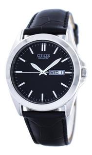 Reloj Hombre Citizen Bf0580-06e. Cuero. Nuevo. Envío Gratis