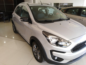 Nuevo Ford Ka Freestyle Auto 0km Financiado Gf