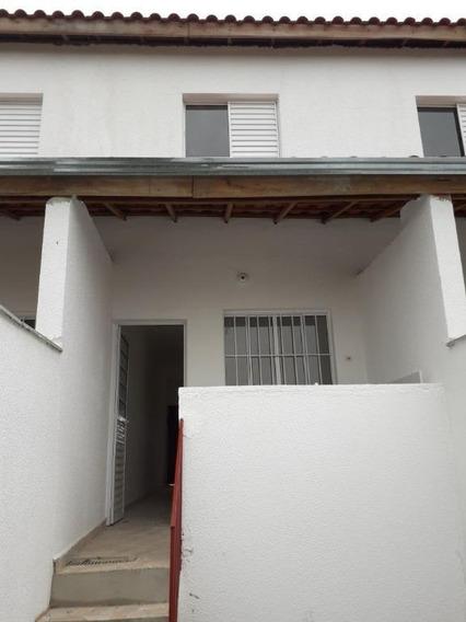 Sobrado Em Jardim Alegria, Francisco Morato/sp De 60m² 2 Quartos À Venda Por R$ 165.000,00 - So202905
