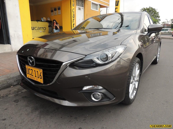 Mazda 3 Grand Touring 2.0 Aa Abs At Ct Fe