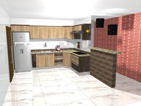 Projeto De Moveis 3d Valor Por Ambiente Da Casa Ou Apartamen