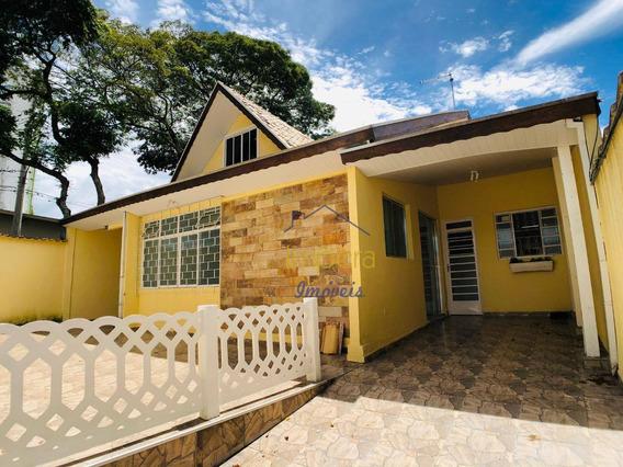 Casa Com 4 Dormitórios À Venda, 117 M² Por R$ 500.000,00 - Cidade Vista Verde - São José Dos Campos/sp - Ca0006