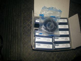 Rodamiento Y Rolinera 6301 2rs Marca Koyo