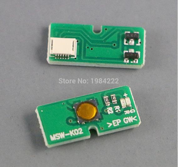 Botão Liga Desliga Power Reset Ps3 4000 Super Slim Msw-k02