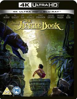 Mowgli El Libro De La Selva Blu-ray Final Full !!!