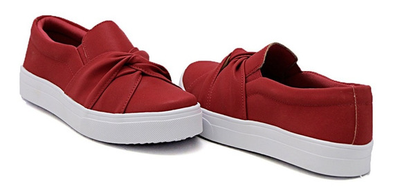Slip On Dk Shoes Sola Baixa Nó Coloridos Adulto E Infantil